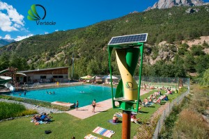 Eclairage camping