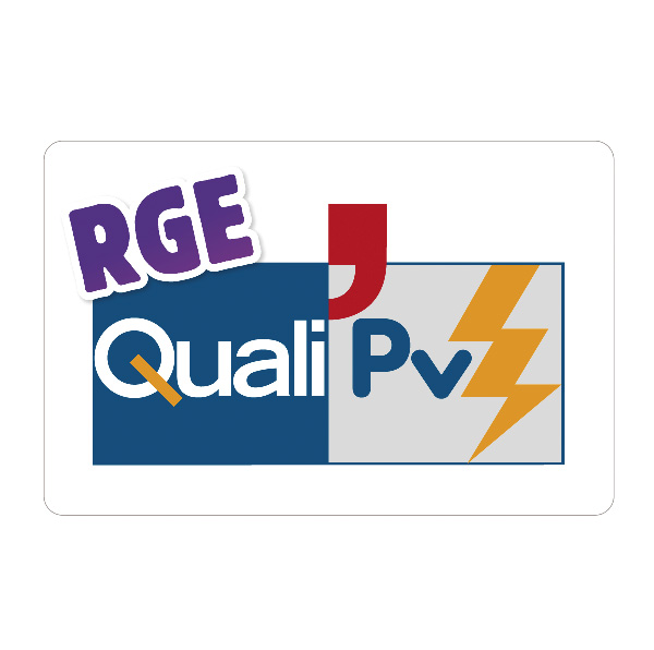 Vertéole – certification RGE QUALI PV
